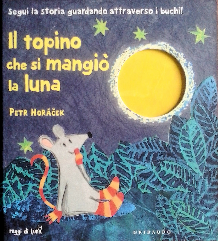 Biblioburro: Il topino che si mangiò la luna