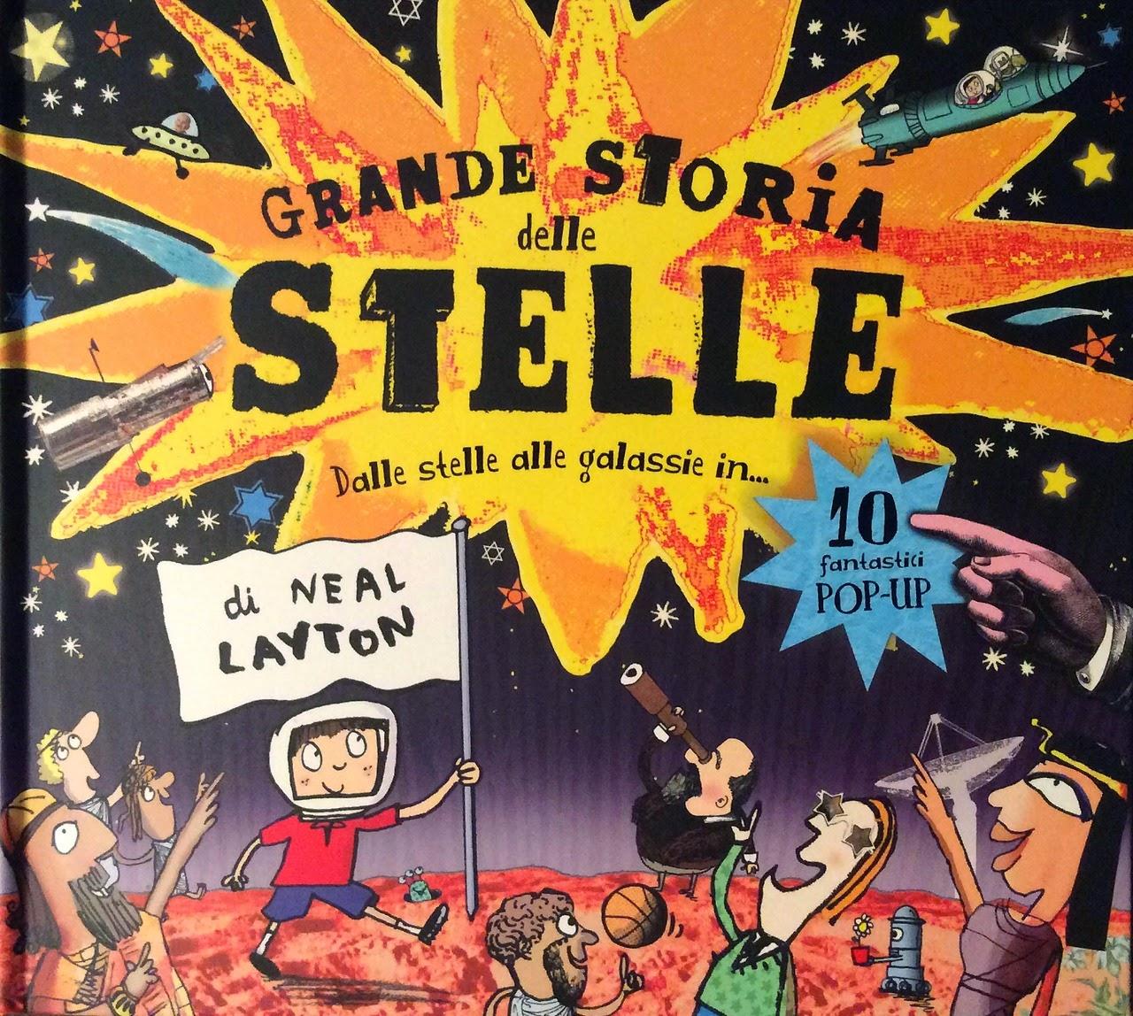 Biblioburro: Grande storia delle stelle
