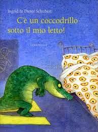 Biblioburro: C'è un coccodrillo sotto il mio letto!