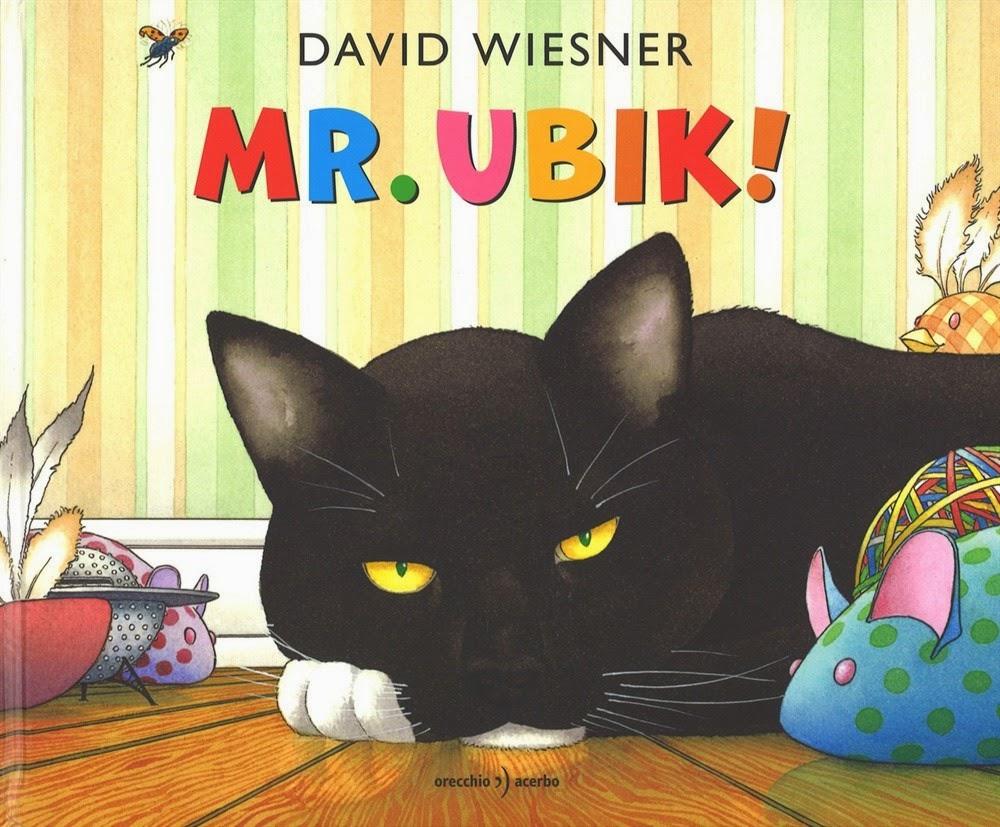 Biblioburro: Mr. Ubik!