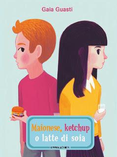 Biblioburro: Maionese, ketchup o latte di soia