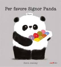 Biblioburro: Per favore signor Panda