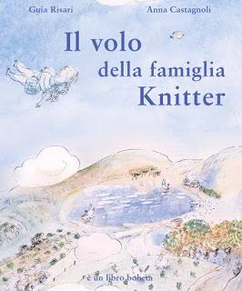 Mercoledì al cubo (21): Il volo della famiglia Knitter