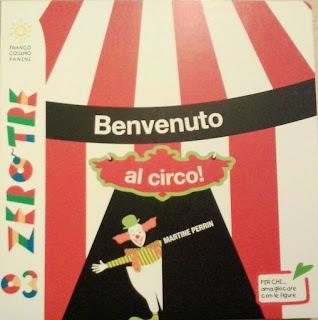 Biblioburro: Benvenuto al circo!