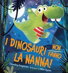 Biblioburro: I dinosauri non fanno la nanna!